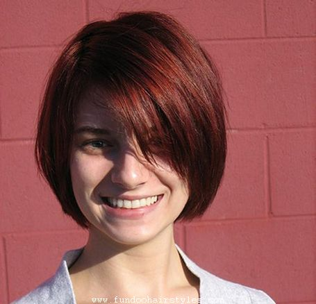 Latest Blunt Bob Haircut Pics For Womens And Girls
