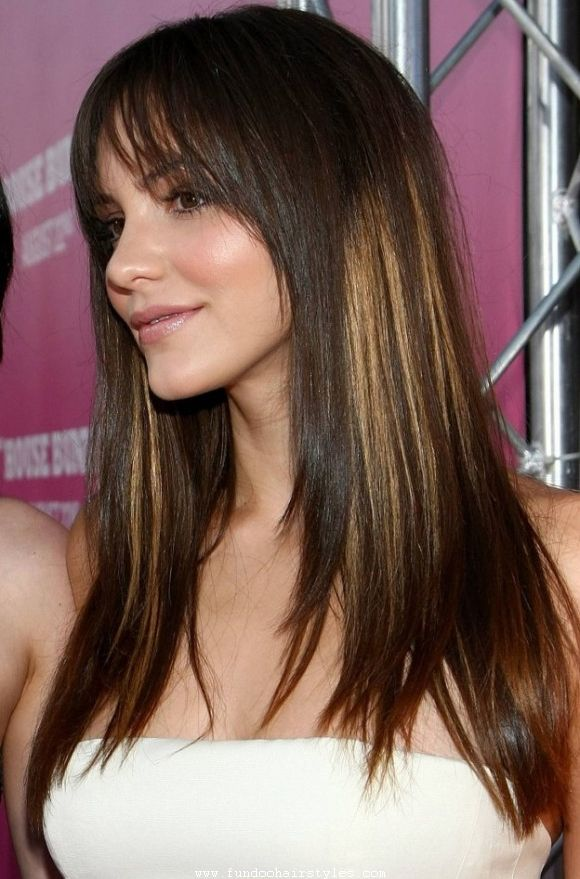 Latest Layered Long Haircut Pics For Womens And Girls
