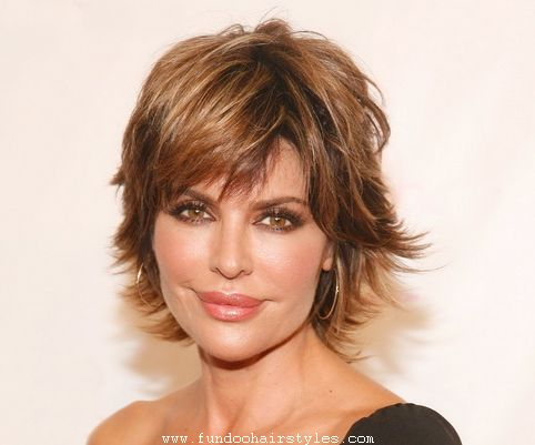 Latest Short Shaggy Haircut Pics For Womens and Girls