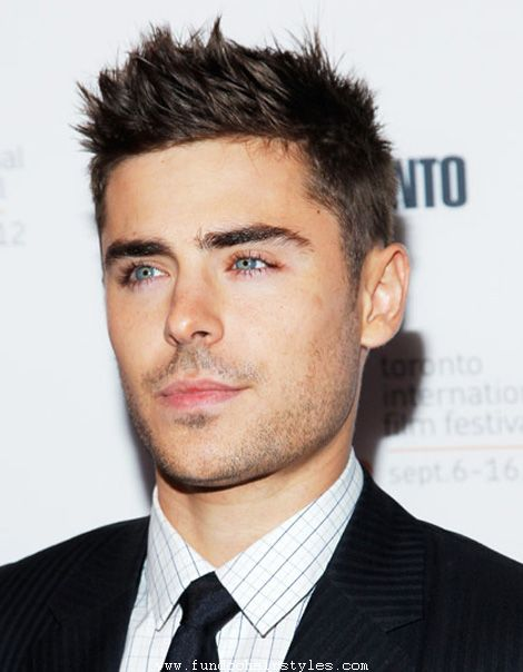 Latest Spikes Haircut Pics For Mens