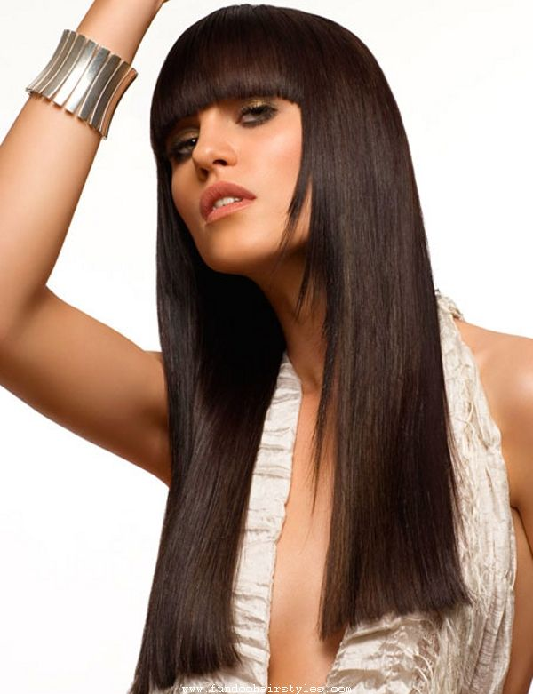 Latest Step Long Haircut Pics For Womens And Girls