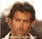 find hairstyles of indian celebrity